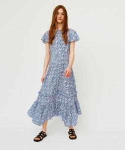 Belle Dress Print