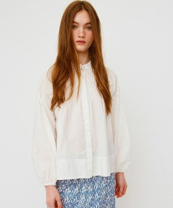 Belle Shirt White