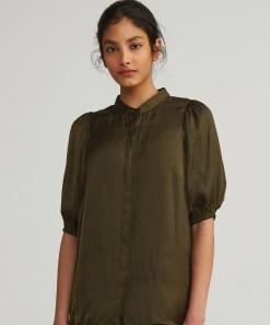 Camryn Shirt Poet Olive