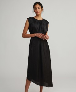 Charlize Dress Poet Black