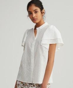 Coraline Shirt White