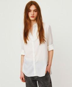 Enza Shirt White