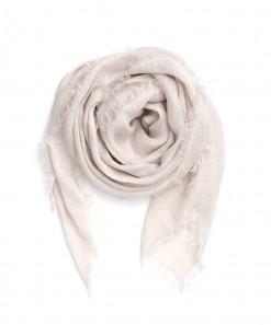 Cloth Linen Scarf Mushroom
