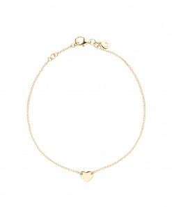 Itsy Bitsy Heart Bracelet 9k Gold