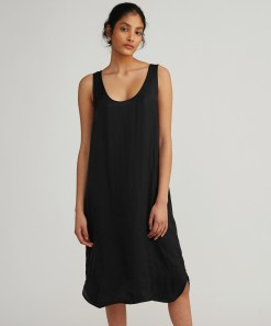 Jeremy Tank Dress Black