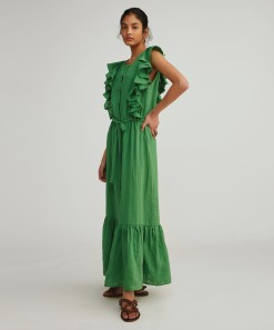Kirsty Dress Jade