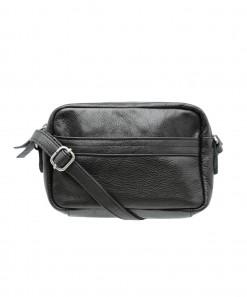 Kita Leather Bag Black