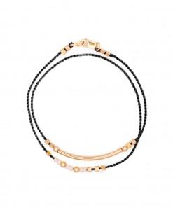 Lavender Bracelet Black