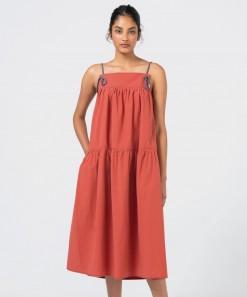 Maeve Dress Clay