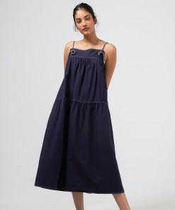 Maeve Dress Navy