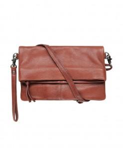Mara Leather Bag Brick