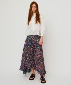 Millicent Skirt Print