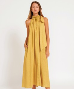 Neve Maxi Dress Sunset