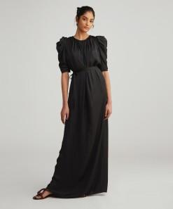 Odette Maxi Dress Black