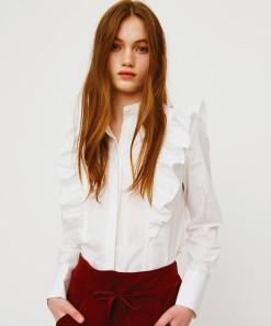 Pandora Shirt White