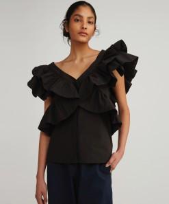Rita Shirt Black