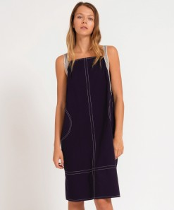 Sonny Dress Navy