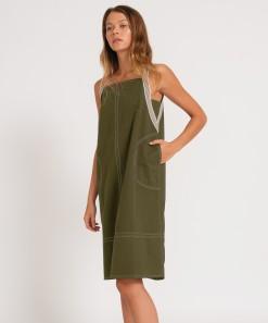 Sonny Dress Olive