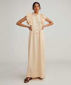 Tana Dress Wheat