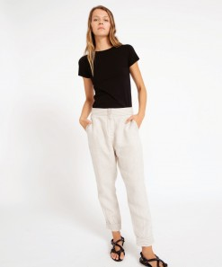 Yoko Linen Pant Natural