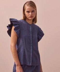 Bronwyn Shirt Navy