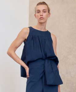 Cecile Top Midnight