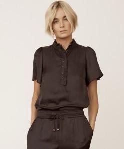 Bowie Shirt Black