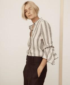 Tulah Linen Shirt Stripe