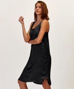 Jeremy Tank Dress Black