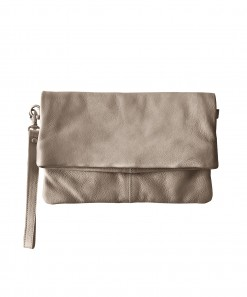 Mara Leather Bag Mushroom