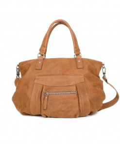 Noella Leather Bag Spice