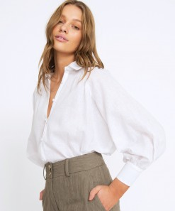 Julietta Shirt White