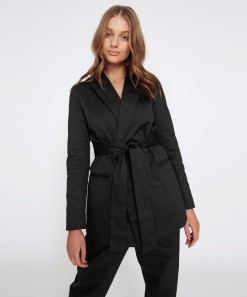 Kian Jacket Black