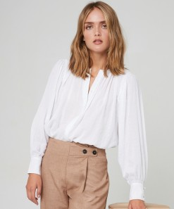Milana Shirt White