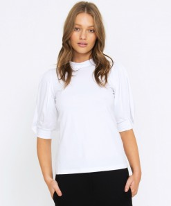 Tate Top Cara White