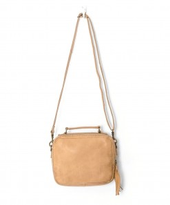 Berlin Leather Bag Natural