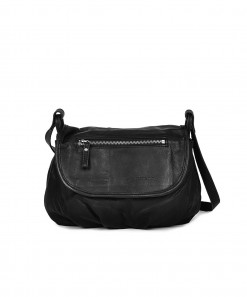 Jen Leather Bag Black