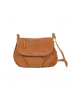 Jen Leather Bag Spice