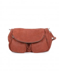 Lola Leather Bag Sierra