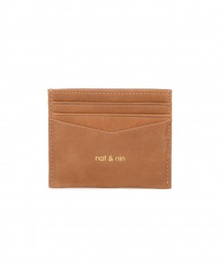 Many Leather Wallet Spice