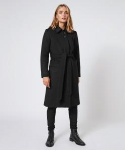 Taylor Coat Black