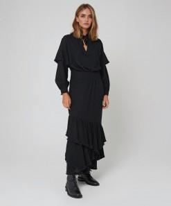 Vanessa Skirt Black