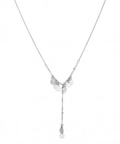 Zhora Necklace Silver