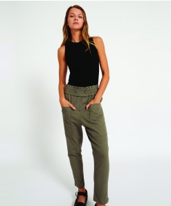 Fletcher Denim Jean Khaki