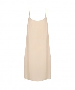 Oden Slip Dress Nude