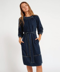 Rigby Denim Dress Indigo